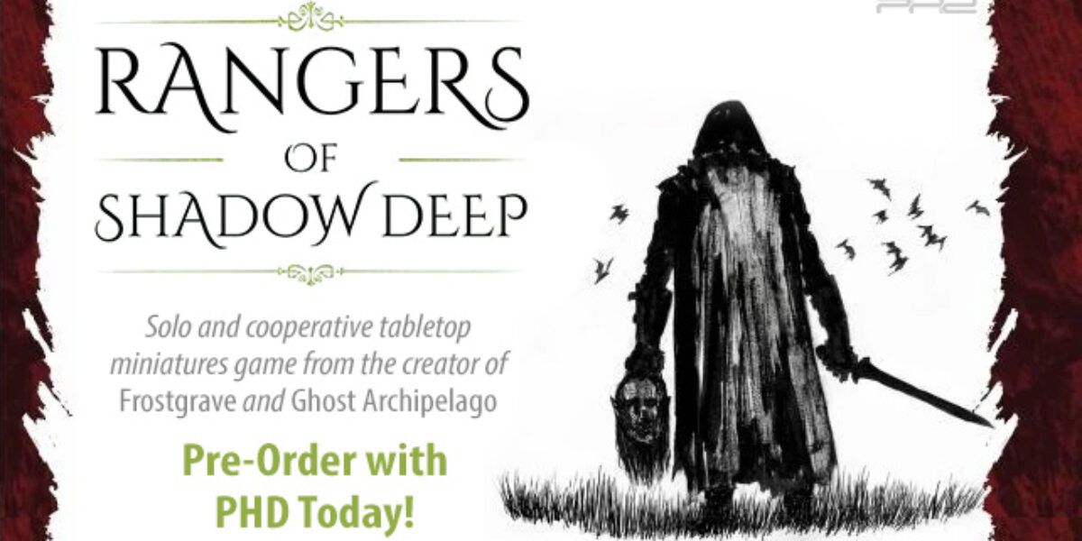 Rangers of Shadow Deep — Modiphius