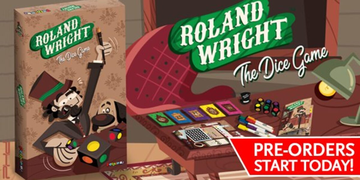 Roland Wright: The Dice Game – Perplext