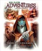Nefras's Judgement cover