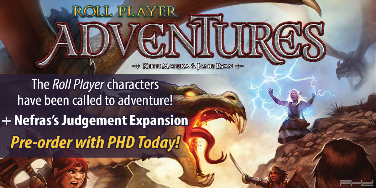 Roll Player Adventures — Thunderworks Games