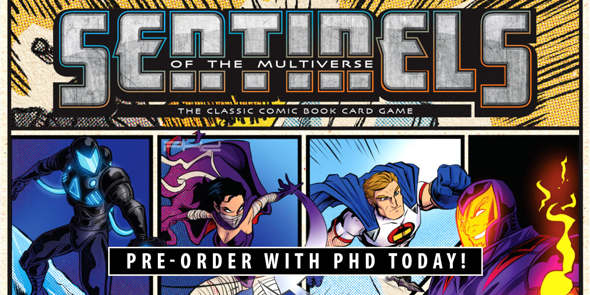 Sentinels of the Multiverse: Definitive Edition — Greater Than Games