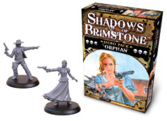 Shadows of Brimstone Orphan Hero Pack