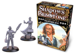 Shadows of Brimstone Frontier Doc Hero Pack
