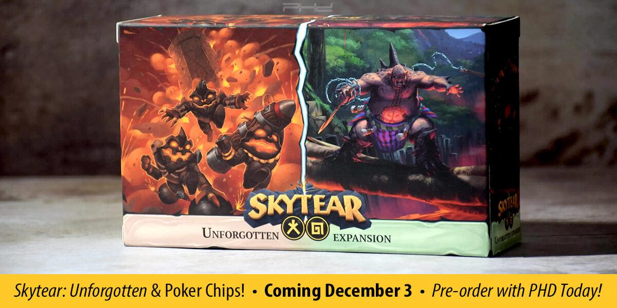 Skytear: Unforgotten & Poker Chips — PvP Geeks