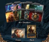 Sorcerer Divider Pack