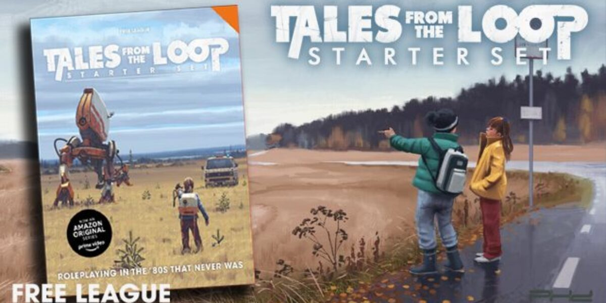 Tales From The Loop Starter
