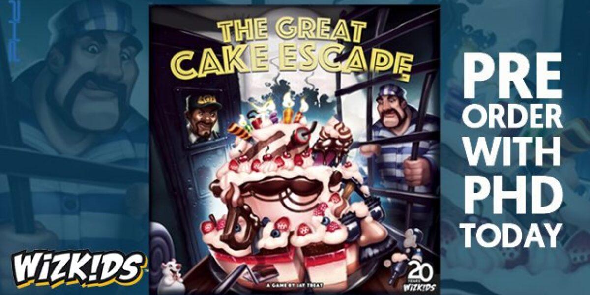 The Great Cake Escape – WizKids