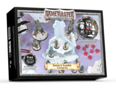 GAMEMASTER Terrain Kit: Snow Tundra
