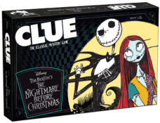 Clue: Nightmare Before Christmas