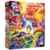 Garbage Pail Kids: Home Gross Home puzzle