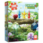 Pikmin 3 Deluxe puzzle