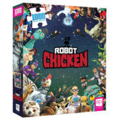 Robot Chicken: It Was Only a Dream puzzle