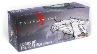 Tsukuyumi: Lords of the Lost Sea