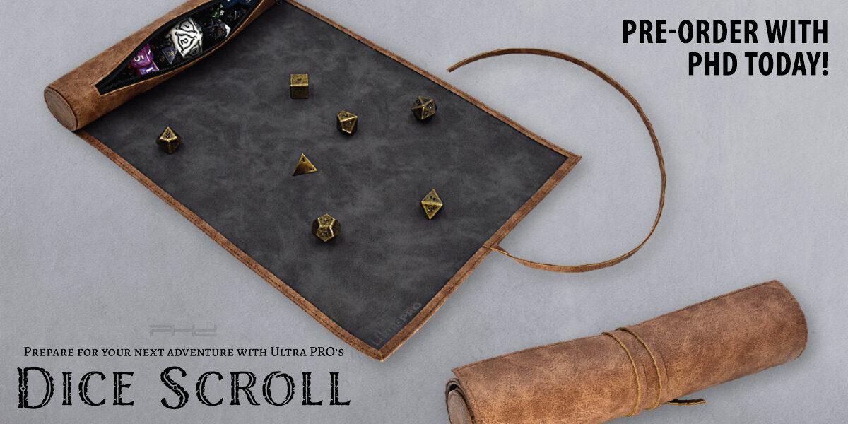 Dice Scroll — Ultra•PRO