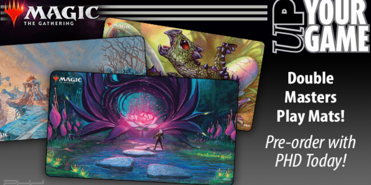 MTG Double Masters Play Mats & Table Mats — Ultra•PRO