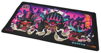 Kamigawa Neon Dynasty stitched playmat