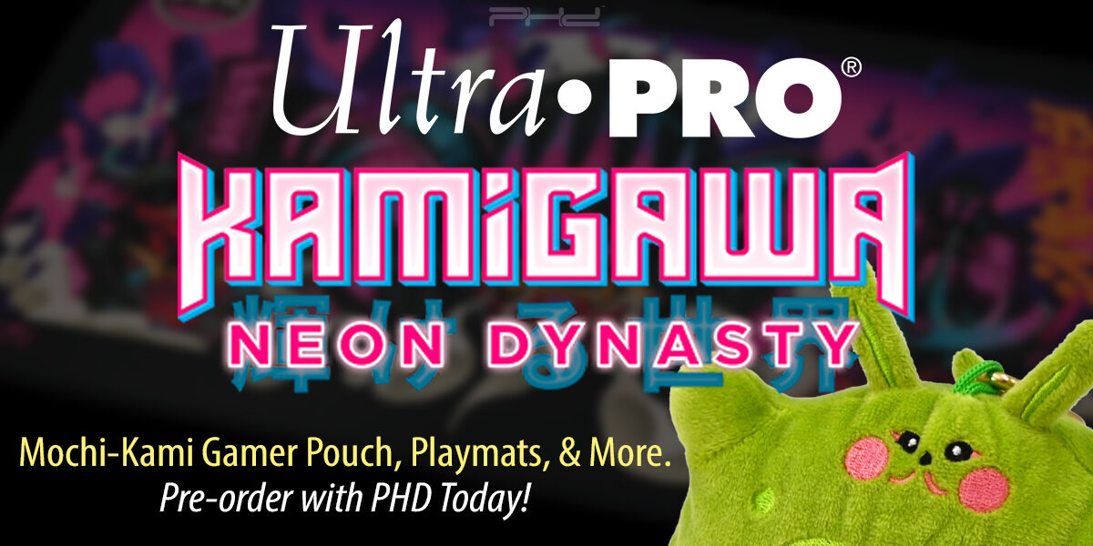 Magic: The Gathering — Kamigawa: Neon Dynasty Supplies — Ultra•PRO