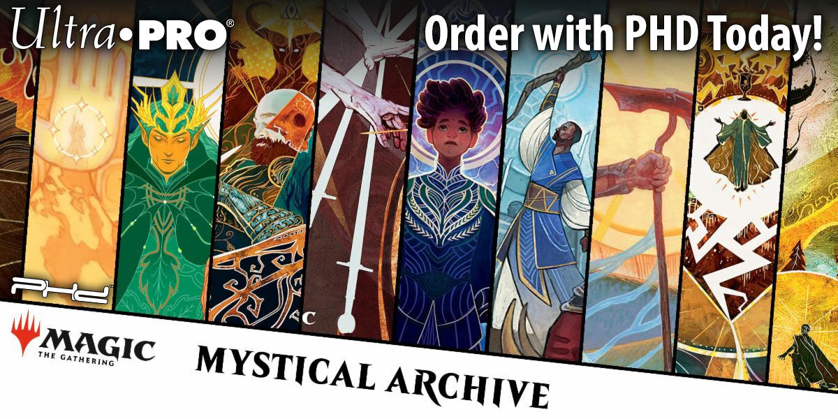 Magic: The Gathering Strixhaven Mystical Archive Play Mats — Ultra•PRO