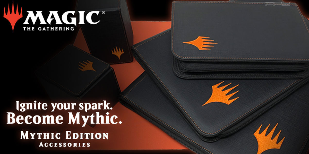 Mythic Edition for Magic: The Gathering — Ultra•PRO