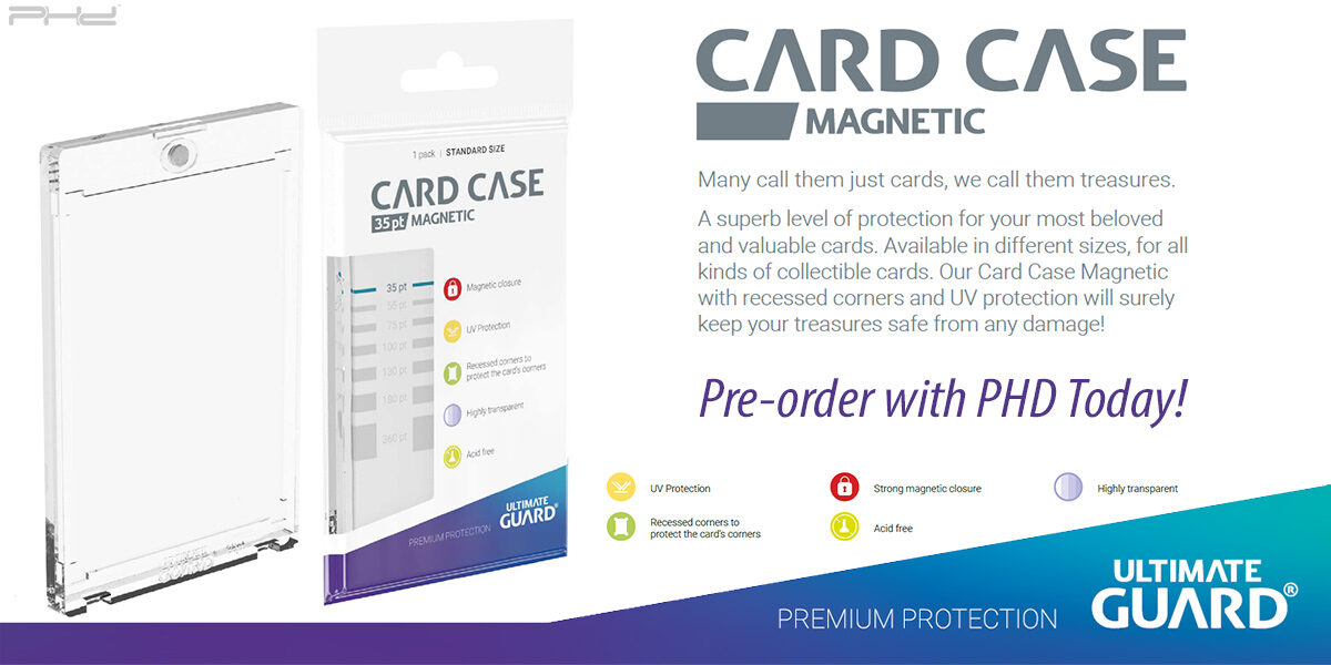 Magnetic Card Case — Ultimate Guard