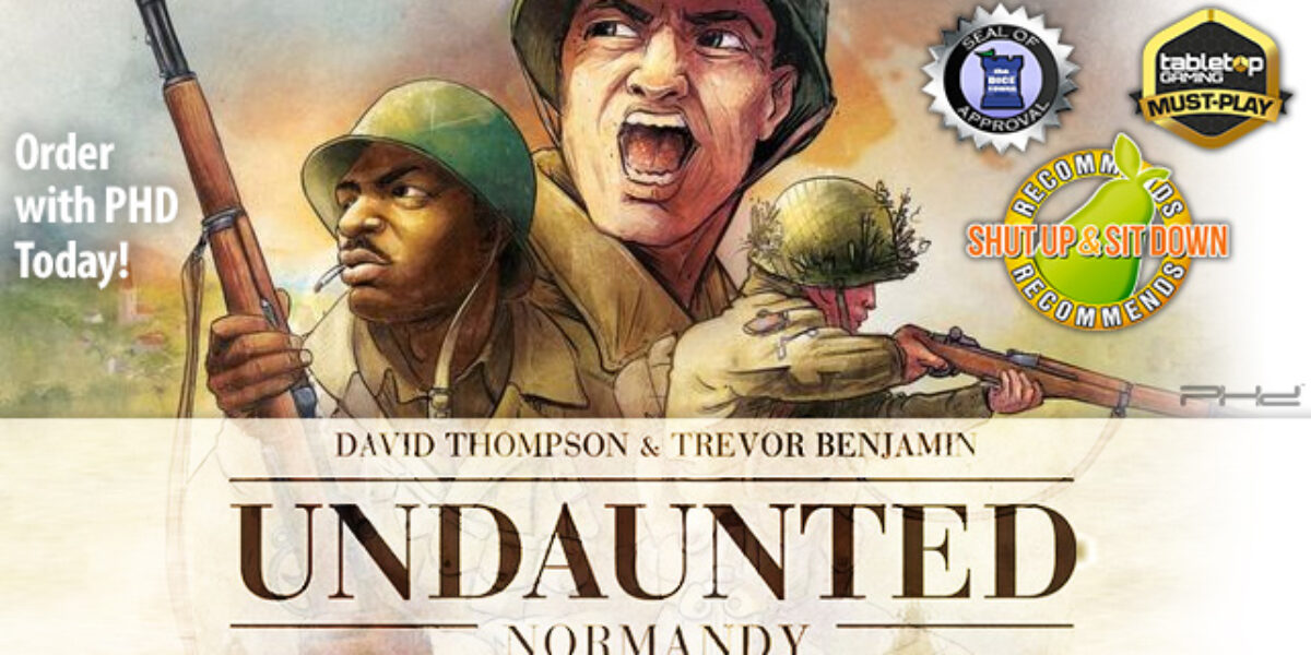 Undaunted: Normandy — Osprey Games