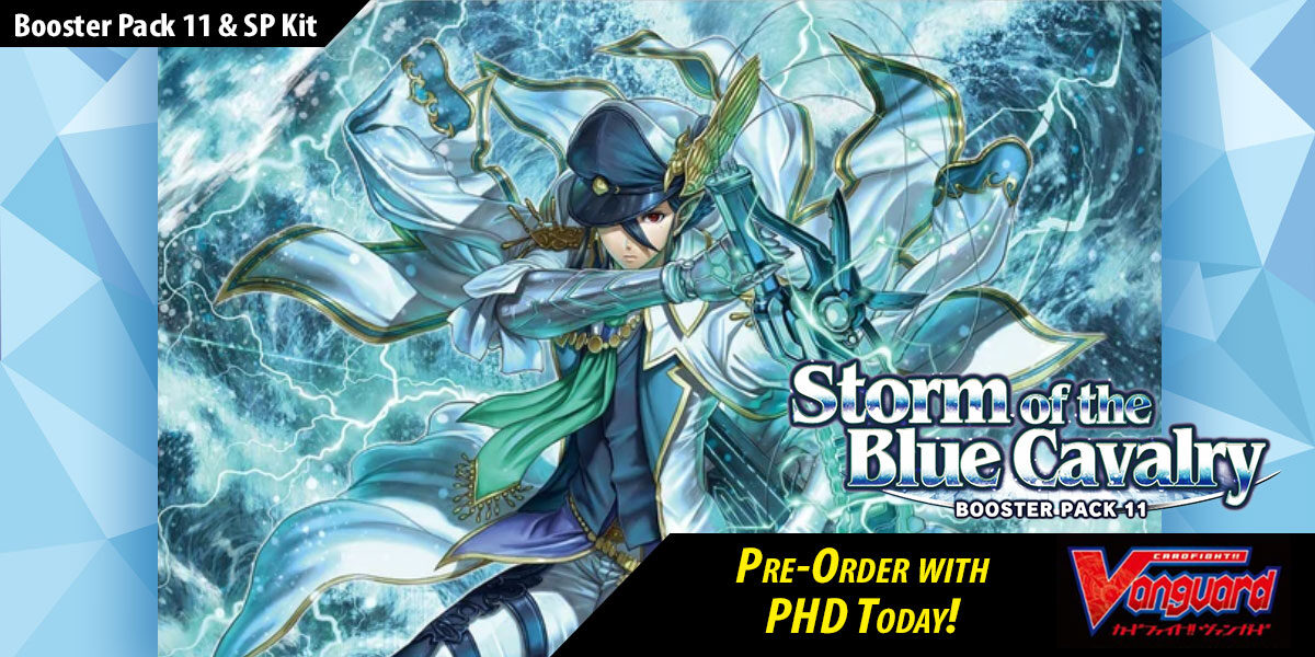 Cardfight!! Vanguard: Storm of the Blue Cavalry — Bushiroad