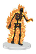 Flaming Skeleton