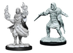 WZK90380 • Hollow One Rogue & Sorcerer Male • $4.99