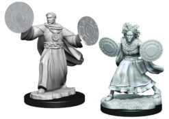 WZK90391 • Human Graviturgy & Chronurgy Wizards Female • $4.99