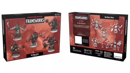 Frameworks: Orcs