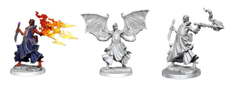 WZK75035 Dragonborn Sorcerer Female