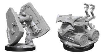 Stone Defender & Oaken Bolter (WZK90314)