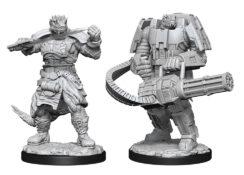 Starfinder Deep Cuts: Vesk Soldier (WZK90336)