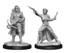 WizKids Deep Cuts: Bounty Hunter & Outlaw (WZK90339)