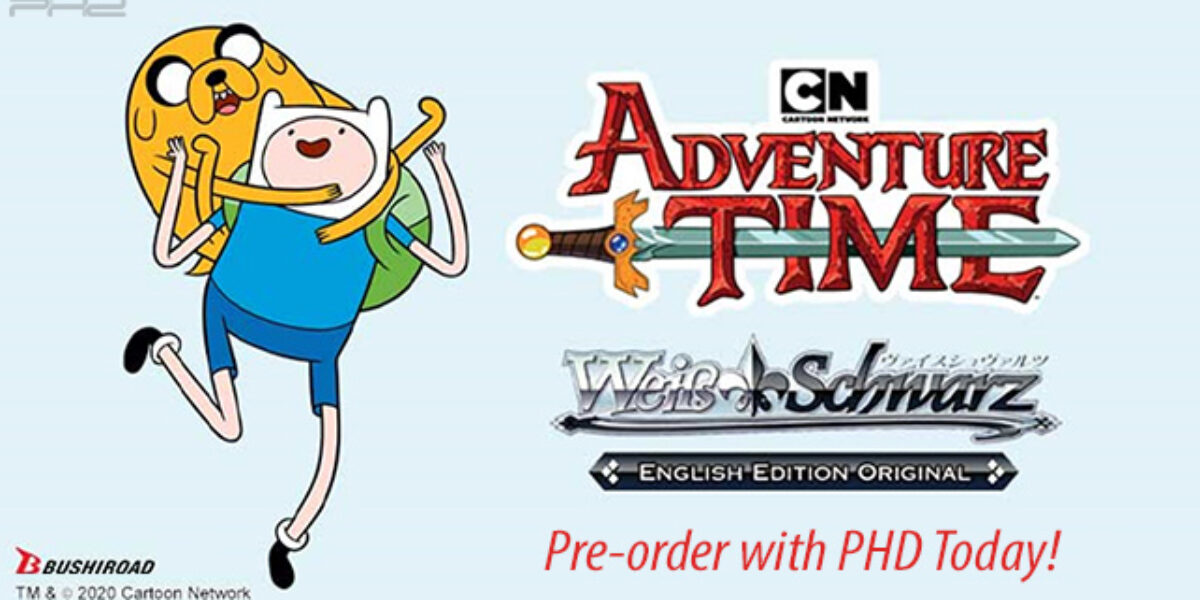 Weiss Schwarz: Adventure Time — Bushiroad