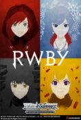 Weiss Schwarz RWBY Booster