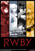 Weiss Schwarz: RWBY Trial Deck+