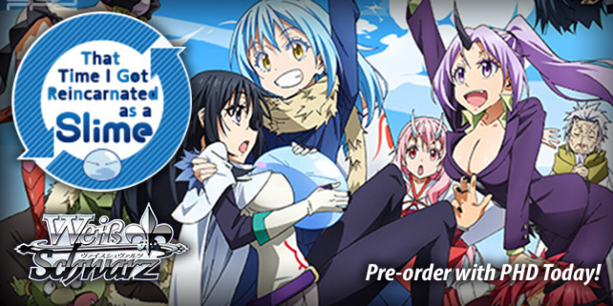 Weiss Schwarz: That Time I Got Reincarnated as a Slime — Bushiroad