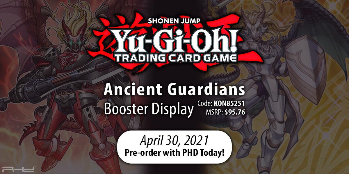 Yu-Gi-Oh! Ancient Guardians — Konami