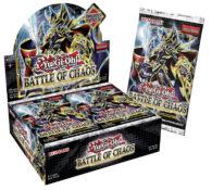 Yu-Gi-Oh!: Battle of Chaos packaging