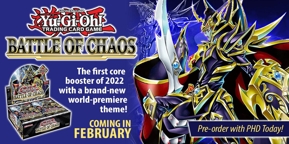 Yu-Gi-Oh!: Battle of Chaos — Konami