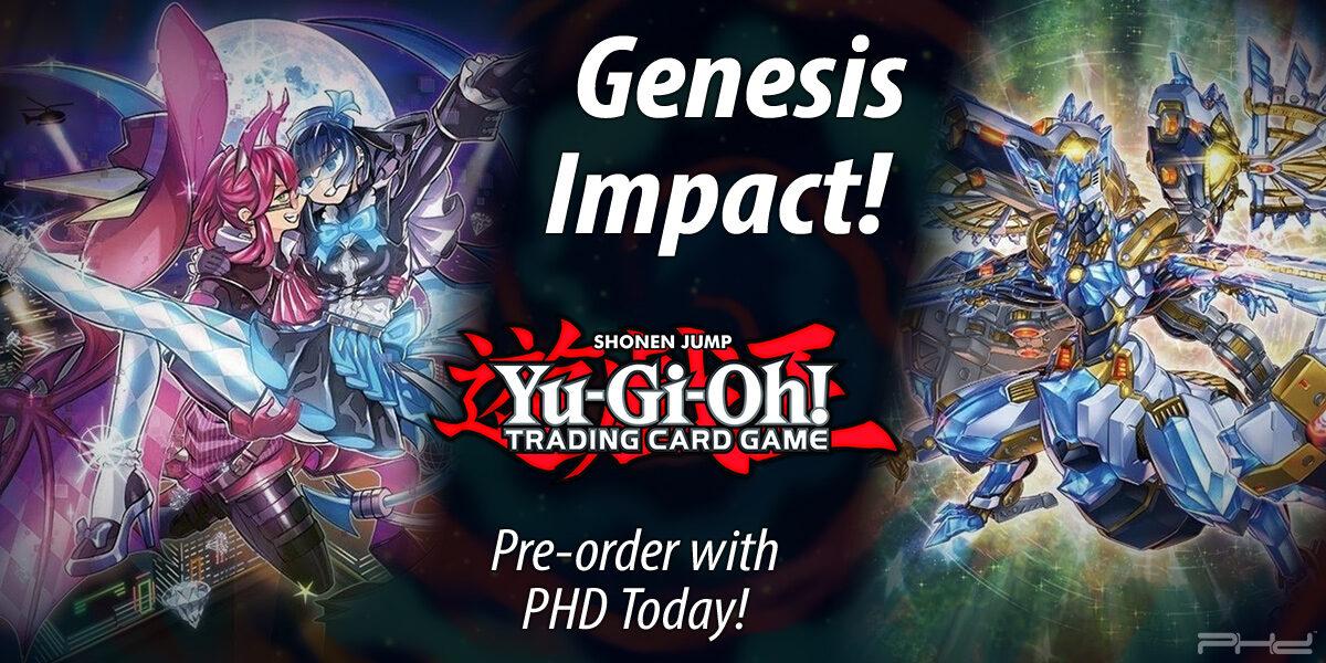 Yu-Gi-Oh!: Genesis Impact — Konami
