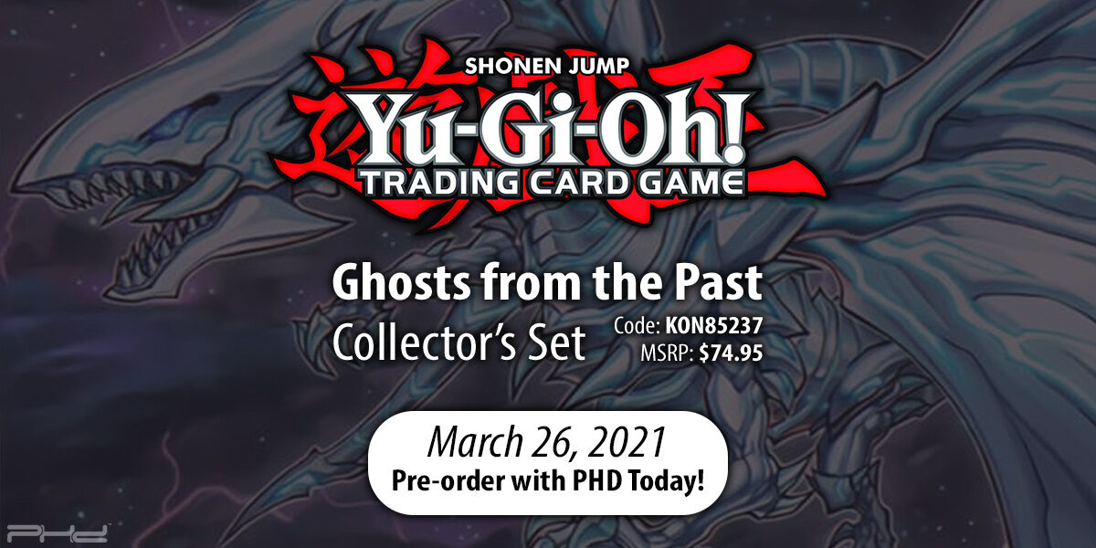 Yu-Gi-Oh!: Ghosts from the Past — Konami