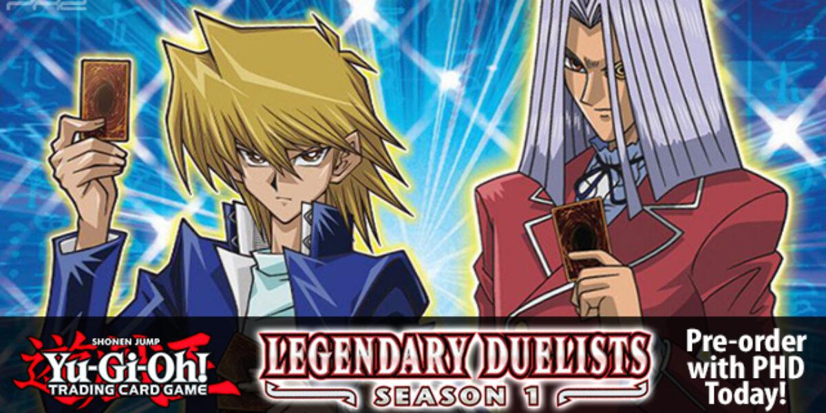 Yu-Gi-Oh! Legendary Duelists: Season 1 — Konami