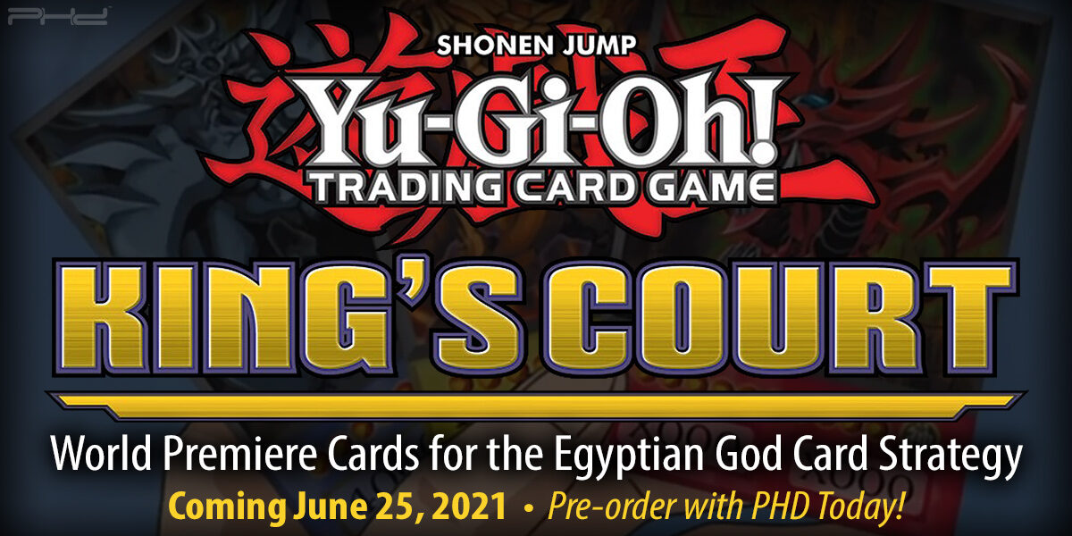 Yu-Gi-Oh!: King's Court — Konami