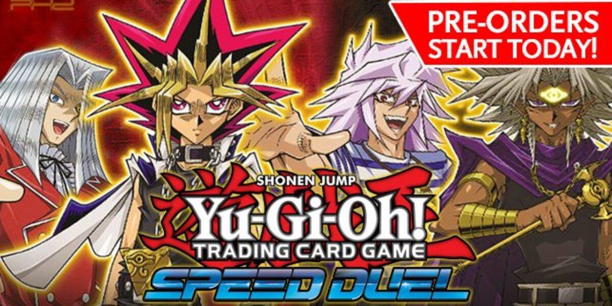 Yu-Gi-Oh! TCG Speed Duel: Starter Decks – Konami