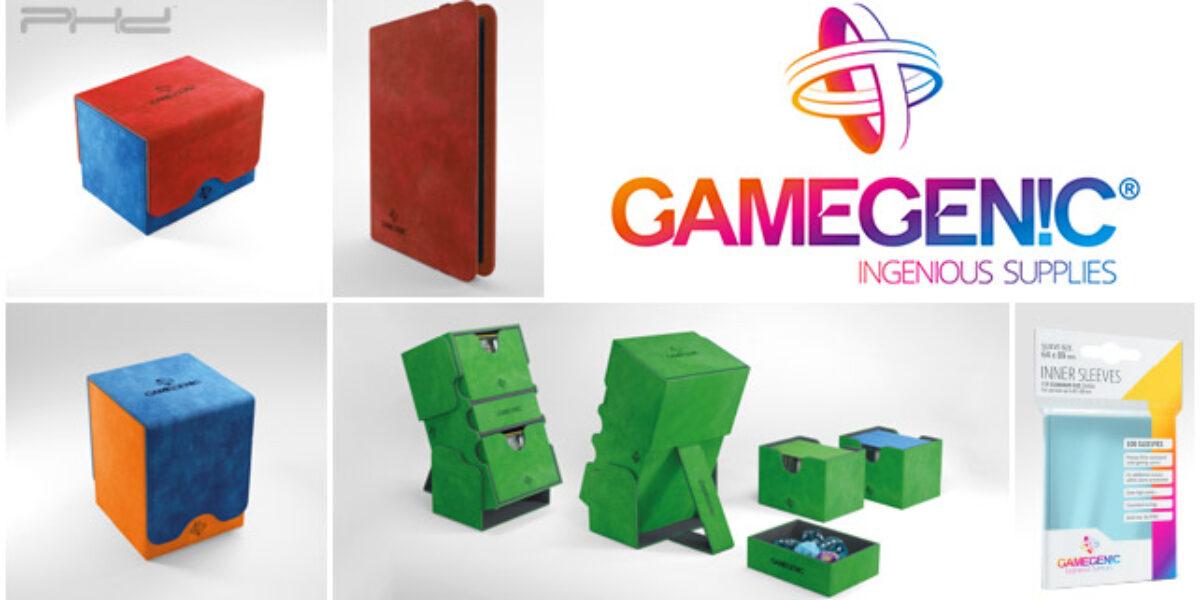 Gamegen!c Supplies